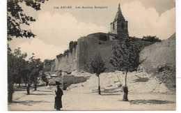 - CPA ARLES (13) - Les Anciens Remparts 1916 - Photo Guende 1199 - - Arles