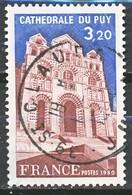 TIMBRE - FRANCE - 1980 - Nr 2084 - Oblitere - Frankreich