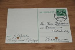 70-   BRIEFKAART MET STEMPEL HEERENVEEN - 1945 - Andere