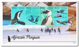 Liberia, Postfris MNH, Birds, Penguins - Liberia