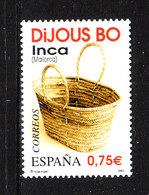 Spagna  - 2002. Confezioni: Paniere In Vimini. Packaging: Wicker Basket MNH - Tessili