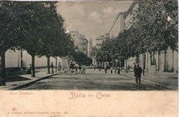 20. Bastia. Cours Sebastiani - Bastia