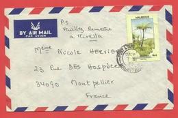 Enveloppe Timbrée ILE MAURICE  ( Mauritus Rs 4 ) Port Louis Voir Photo - Maurice (1968-...)