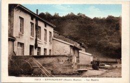 52 - EFFINCOURT --  La Mairie - Other Municipalities