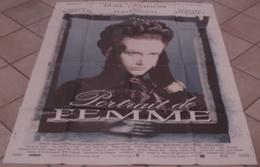 AFFICHE CINEMA ORIGINALE FILM PORTRAIT DE FEMME Jane CAMPION Nicole KIDMAN MALKOVICH 1996 TBE - Affiches & Posters