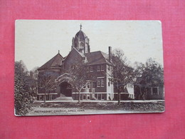 Methodist Church   Iowa > Ames    Ref 3261 - Ames