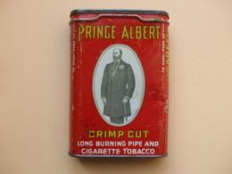 @ Boite à Tabac Vide PRINCE ALBERT US 2WW @ - 1939-45