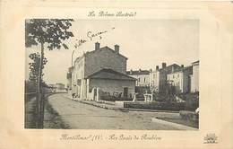 -dpts Div.-ref-AH341- Drôme - Montélimar - Les Quais De Roubion - Pourtour Cadre - La Drôme Illustrée - - Montelimar