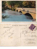 ISLE SUR SORGUES - Le Pont Des 5 Eaux  - Cachet Daguin    (112418) - L'Isle Sur Sorgue
