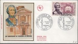 FDC 239 - FRANCE N° 1699 Académie De Médecine Sur FDC 1971 - FDC