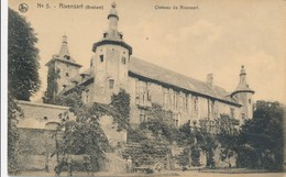 CPA - Belgique - Rixensart - Château De Rixensart - Rixensart