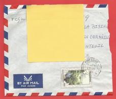 Enveloppe Timbrée ILE MAURICE  ( Mauritus Rs6  ) Port Louis Voir Photo - Maurice (1968-...)
