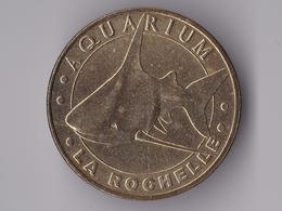 AQUARIUM LA ROCHELLE - Monnaie De Paris