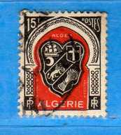 (Us3) ALGERIA - ALGERIE °- 1948 - Yvert. N°271. Oblitéré .  Vedi Descrizione - Algeria (1924-1962)