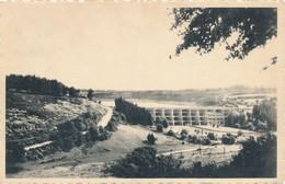 CPA - Belgique - Butgenbach - Buetgenbach - Le Barrage - Bütgenbach