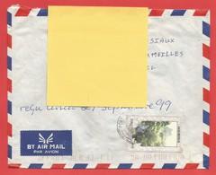 Enveloppe Timbrée ILE MAURICE  ( Mauritus Rs 6  ) Port Louis Voir Photo - Maurice (1968-...)