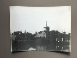 SAS VAN GENT - Foto Kanaal En Molens - Sas Van Gent