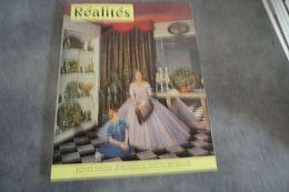 Magazine Réalités Numéro 74 - Mars 1952 - Demeures D'artistes - - Haus & Dekor