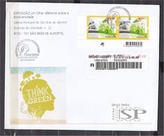 Portugal 2019 Think Green Biodiversidade São Brás De Alportel Algarve EUROPA 2016 Sustainable Development Développement - Protección Del Medio Ambiente Y Del Clima