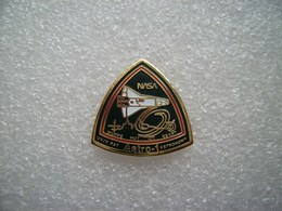 Pin's NASA Astronomy - Espace
