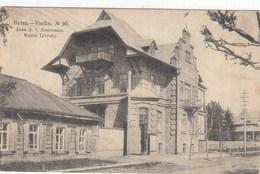 RUSSIA.  #1447 VYATKA. LEVITINSKY HOUSE. - Russie