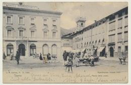 AK  Trento Piazza Della Posta 190x - Trento