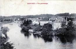 51 - SAUVAGE - Vue Panoramique - Trés Ancienne - France