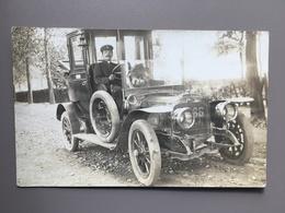 AUTOMOBILE - CAR - AUTO - VOITURE - Carte Photo - Postales