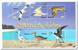 Maldiven 2009, Postfris MNH, Birds - Maldiven (1965-...)