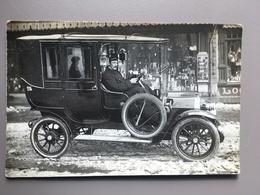 AUTOMOBILE - CAR - AUTO - VOITURE - Carte Photo - Cartes Postales