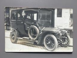 AUTOMOBILE - CAR - AUTO - VOITURE - Carte Photo - Andere