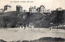 France - 50 - Granville - La Plage - Mer Haute - Granville