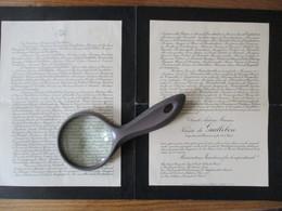 SAINT CAST CLAUDE ANTOINE MAXIME VICOMTE DE GUILLEBON INSPECTEUR DES CHEMINS DE FER DECEDE LE 30 MARS 1931 DANS SA 75e A - Décès