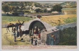 Nazareth Fontaine De La Ste Vierge - Israele