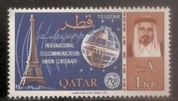 QATAR NEUF SANS TRACE DE CHARNIERE - Qatar