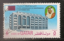 QATAR OBLITERE - Qatar