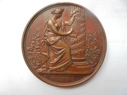 FRERE ORBAN-POLYMNIE En 1860 Par ALEX-GEEFS 74 Grammes-54 Mm - Professionals / Firms