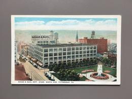 PITTSBURGH - Store - Boggs - Buhl - 1924 - Pittsburgh