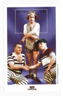 Gambia 2000 Three Stooges S/S MNH - Gambie (1965-...)