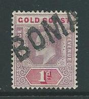 Gold Coast YV 39 Met Stempel Boma - Timbres