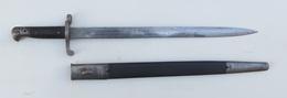 BAIONNETTE ANGLAISE 1887 MK3 - Messen