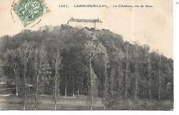 58 - LAROCHEMILLAY - Le Château, Vu De Face - Other Municipalities