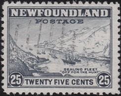 Newfoundland         .   SG  .   288      .  O     .      Cancelled    .   /    .   Gebruikt - 1908-1947