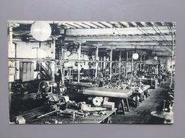 GAND - GENT - Atelier De Construction Carels - De Graeve - Gent