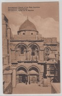 Jerusalem Church Of The Holy Sepulchre - Israele