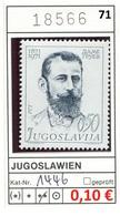 Jugoslawien - Yougoslavie - Jugoslavija - Michel 1446 - ** Mnh Neuf Postfris - 1945-1992 Sozialistische Föderative Republik Jugoslawien