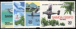 Samoa 1970 Air. Aircraft Unmounted Mint. - Samoa