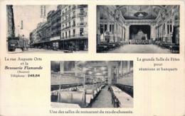 Bruxelles - La Brasserie Flamande Rue Auguste Orts - Cafés, Hôtels, Restaurants