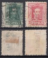 Spagna 1922-23 Sc. 335-338 King Alfonso XII Used  Spain Espana - 1889-1931 Regno: Alfonso XIII