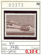 Jugoslawien - Yougoslavie - Jugoslavija - Michel 1486 - ** Mnh Neuf Postfris - 1945-1992 Sozialistische Föderative Republik Jugoslawien